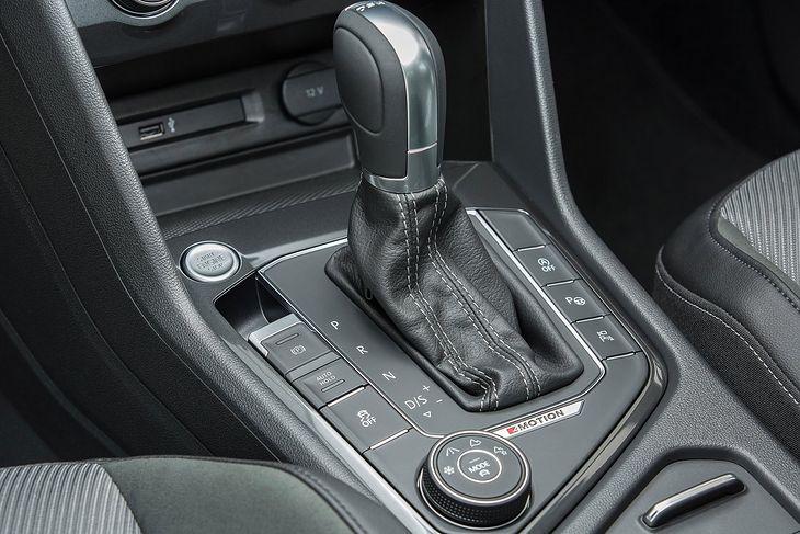 Klienci często wybierając bogato wyposażone auto i jeszcze z napędem 4x4, decydowali się na DSG.