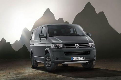 VW Transporter Rockton