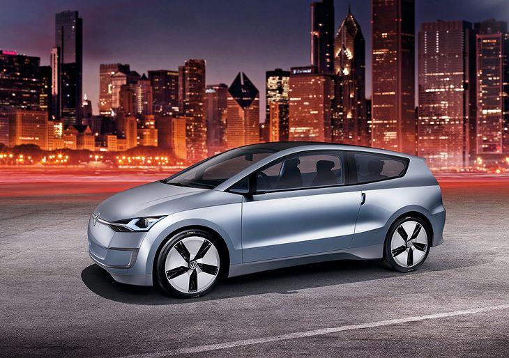 Volkswagen up! Concept (fot. Volkswagen)
