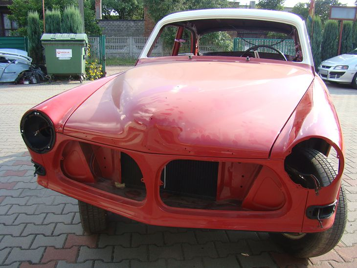 Volvo Amazon 123 GT 1967r.