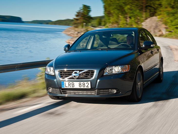 Tak Volvo S40 wyglądało w ostatnich latach produkcji