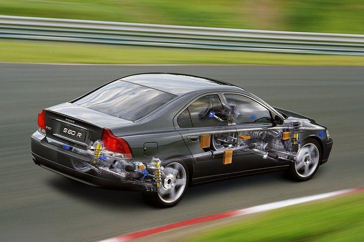 Sprzęgło haldex stosowano powszechnie w samochodach marki Volvo, nie tylko Volkswagen