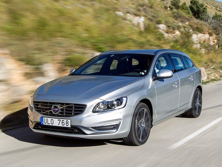 Bardzo dobry Używane Volvo V60 (2010-2018) - opinie, awarie, problemy | Autokult.pl ZC79