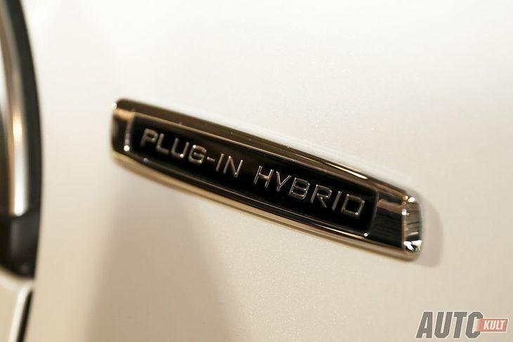 Przyszłość czy teraźniejszość - Plug-in Hybrid