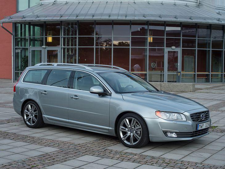 Ostatnie klasyczne kombi Volvo o oznaczeniu V70