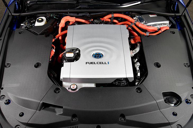 Czy wodorowe ogniwa paliwowe to przyszłość europejskiej gospodarki? Tak twierdzi Toyota (fot. Toyota)