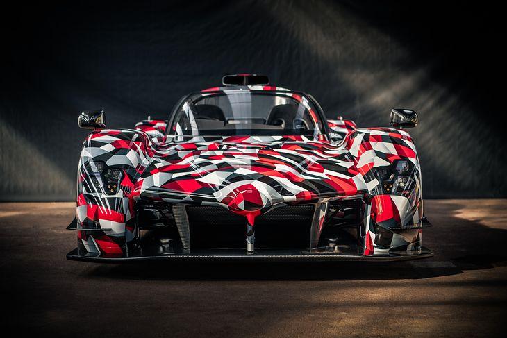 Toyota GR Super Sport zapowiada się naprawdę ciekawie
