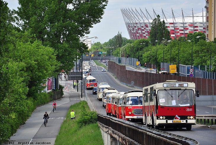 Międzynarodowy Zlot Autobusów Zabytkowych (fot. Krystian Jacobson)
