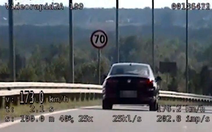 Niektóre przekroczenia prędkości są na tyle duże, że nie budzą wątpliwości. Nie jest to jednak regułą