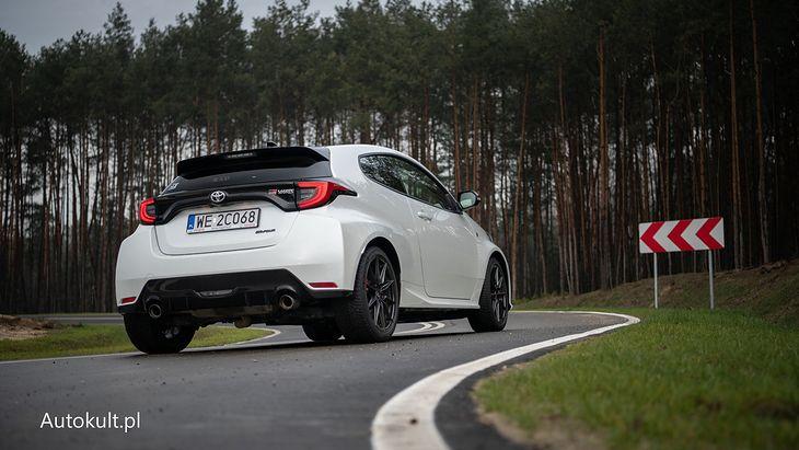 Toyota GR Yaris pokazała co potrafi na Nürburgringu
