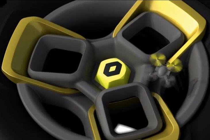 Zapowiedź nowego konceptu Renault (zrzut ekranu)