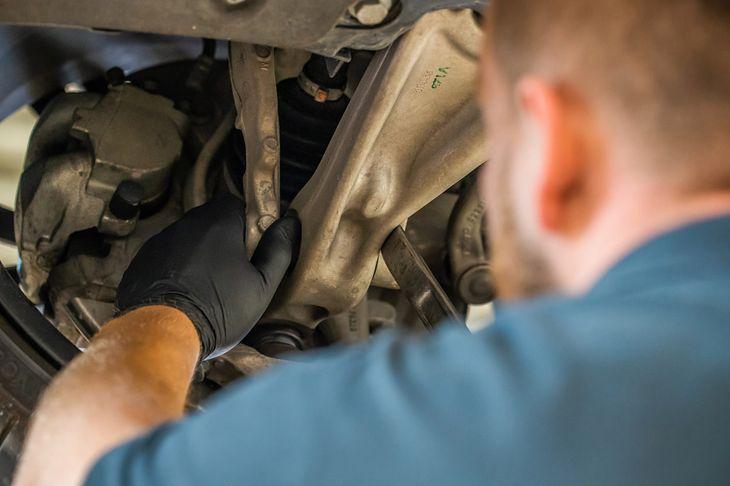 Dożywotnia gwarancja na części w Volvo