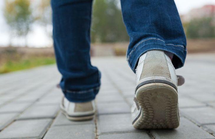 Spalanie kalorii podczas chodzenia
