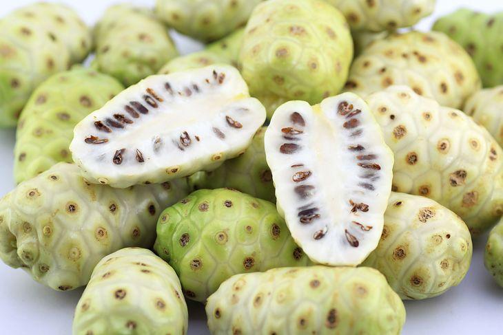 Owoce morwy białej