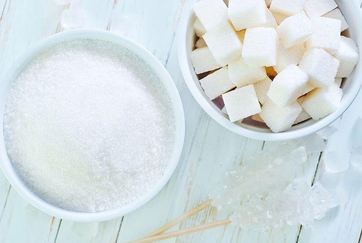 Cukier na stole