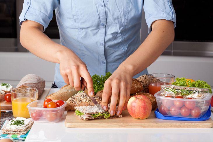 Produkty z minimalną ilością kalorii