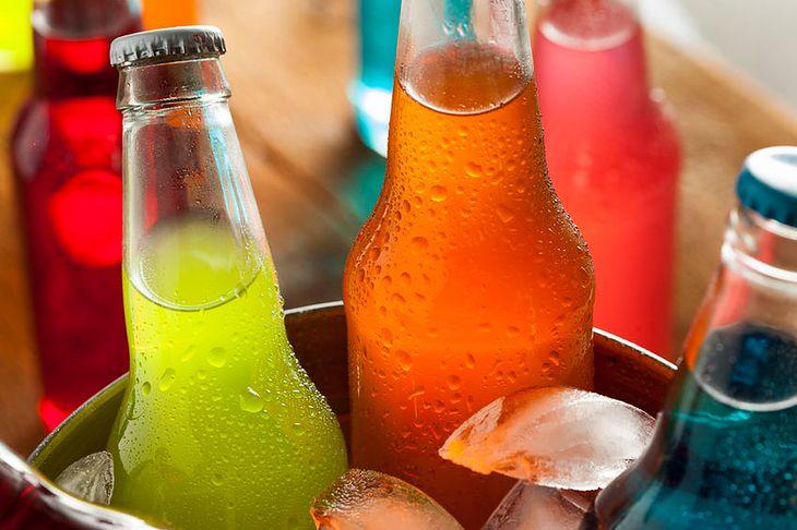 Napoje gazowane mają negatywny wpływ na zdrowie