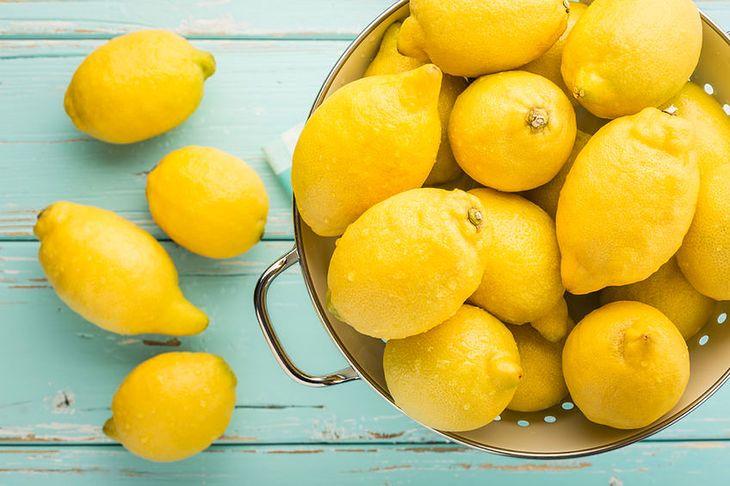 Zapach cytryny łagodzi ból głowy