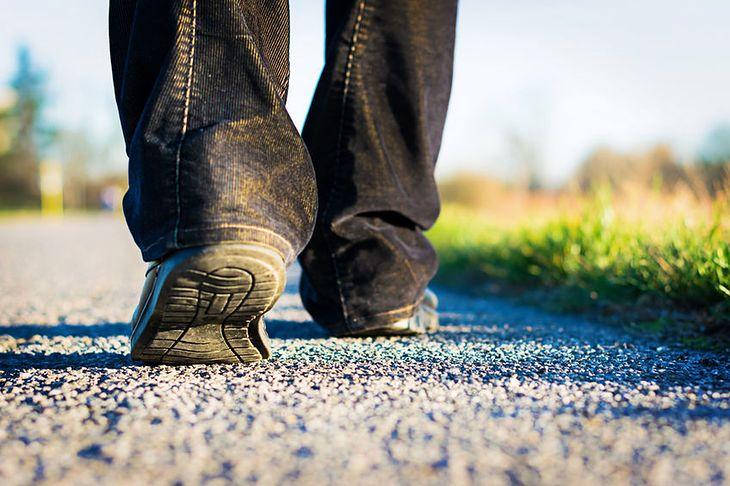 Codzienne spacery mają pozytywny wpływ na stan zdrowia
