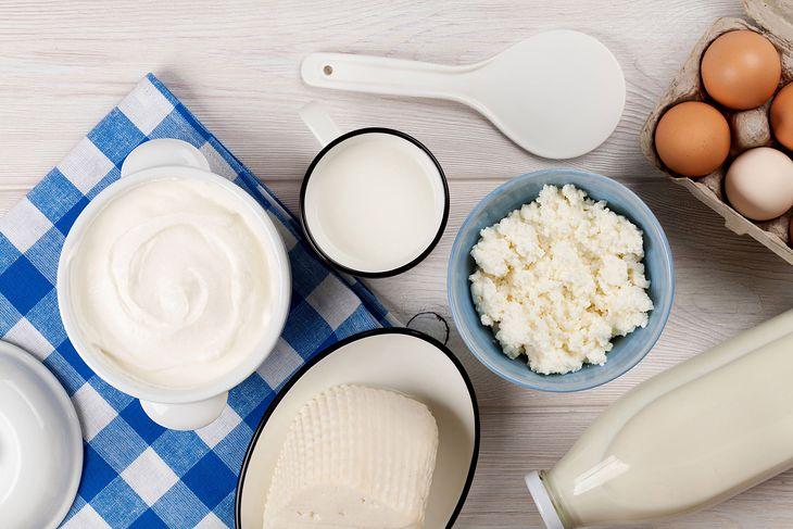Produkty mleczne sprzyjają detoksykacji