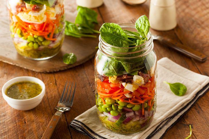 Dietetycy jedzą to na lunch