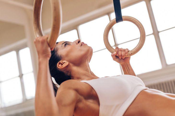 Trening z ringami