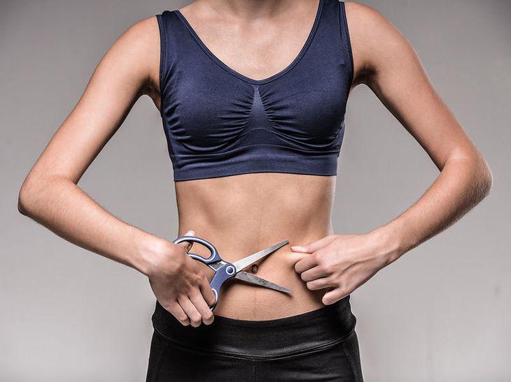 Zatrzymanie spadku masy ciała