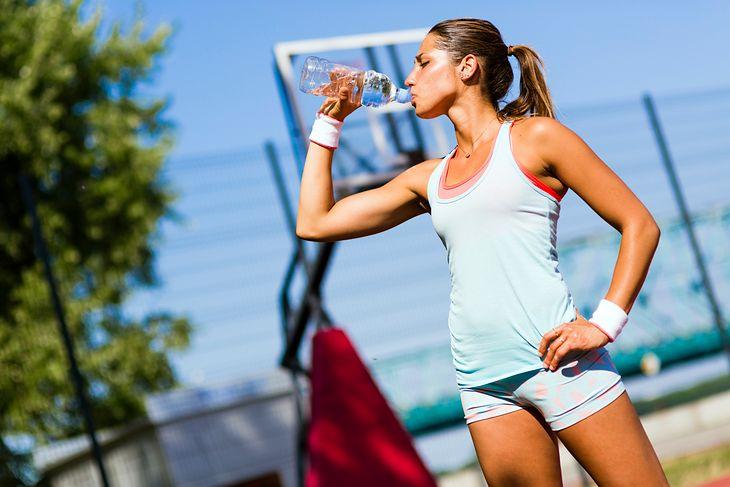 Napoje dla sportowców