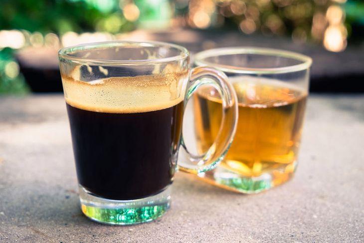 Prozdrowotne właściwości kawy i herbaty