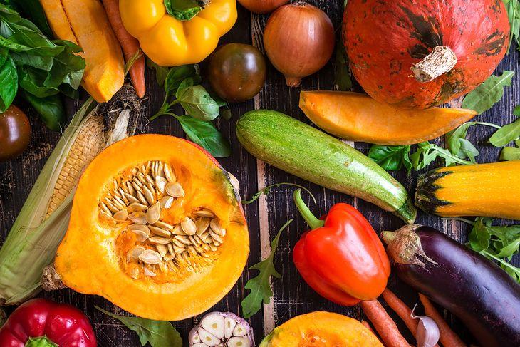 Warzywa i owoce, które mają mało kalorii