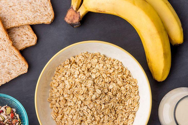 Składniki diety bananowej