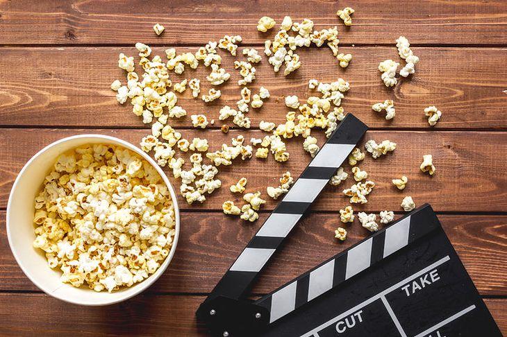 Popcorn to zdrowa przekąska na diecie