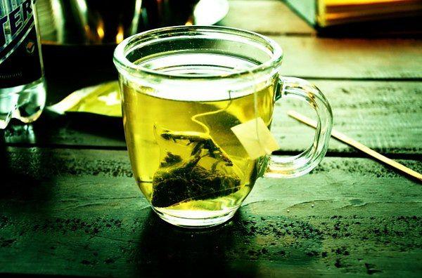 Zielona herbata właściwości.