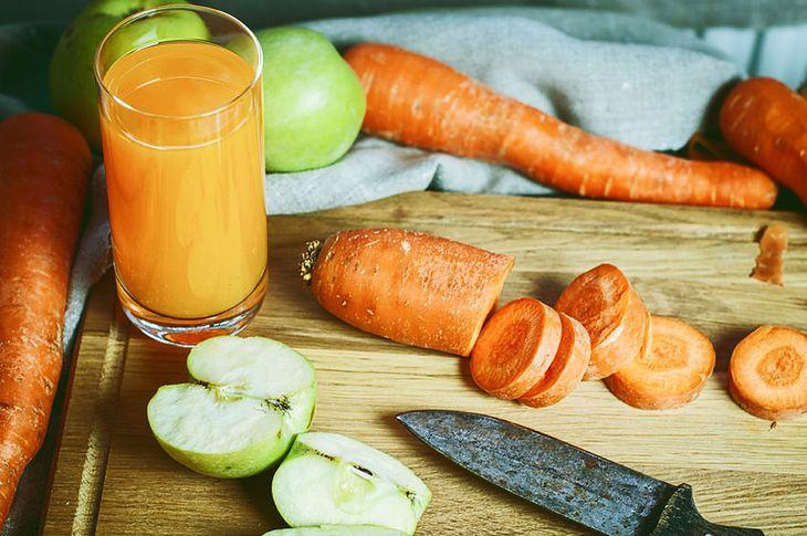 Składniki soku na obniżenie cholesterolu
