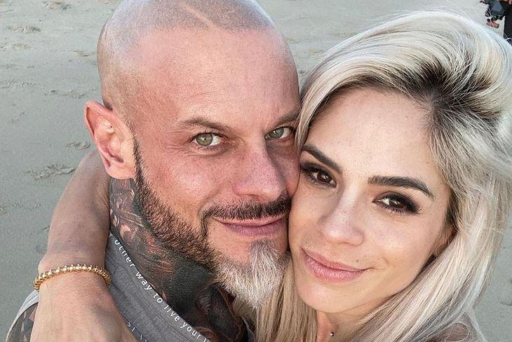 Jimmy i Michelle Lewin