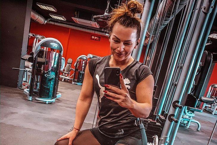 Marta Makles, trenerka fitness