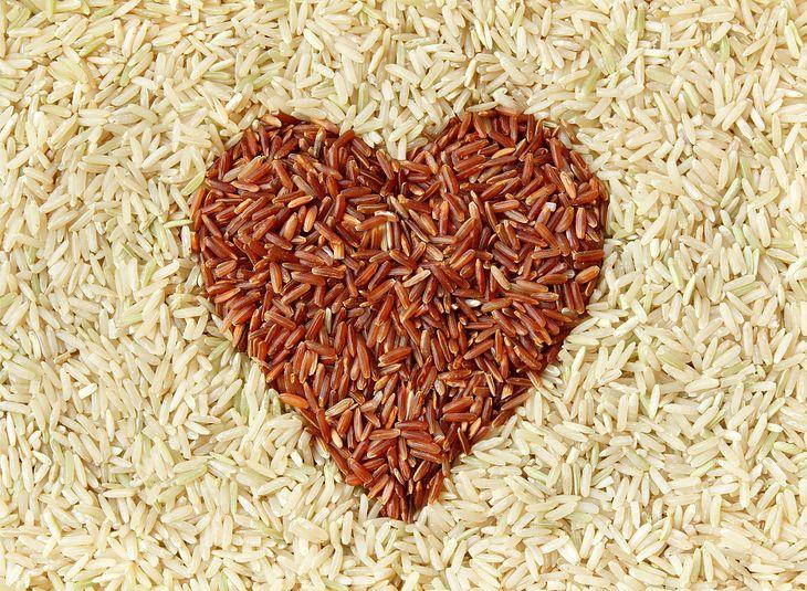 Pokaz randek z ryżem