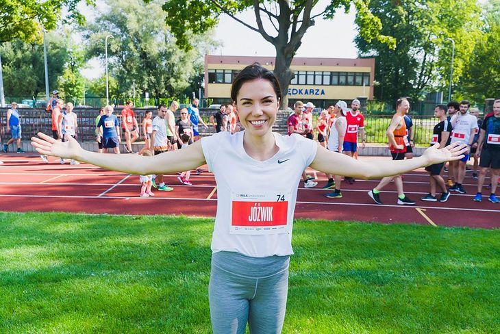 Joanna Jóźwik jest ambasadorką 1 Mili