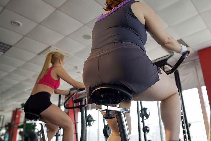 Jazda na rowerze to jeden ze sposobów na cellulit