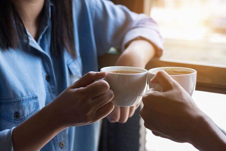 Kawa może wspomóc odchudzanie (zdjęcie ilustracyjne)
