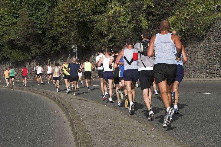 W kalendarzu biegów znajdziecie informacje na temat maratonów czy półmaratonów
