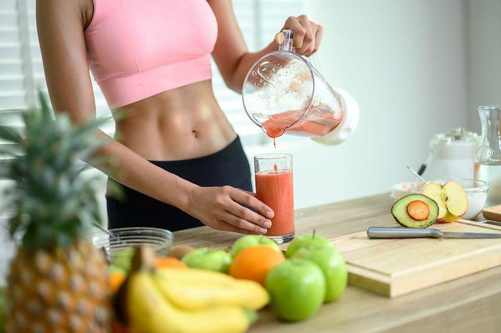 Na diecie odchudzającej zawsze warto mieć w kuchni świeże owoce i warzywa