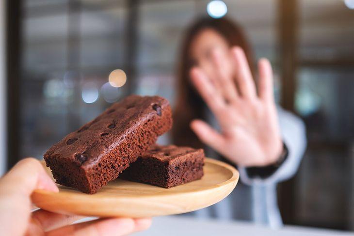 Słodycze mają wysoki indeks glikemiczny. Nie ma na nie miejsca w diecie Montignaca