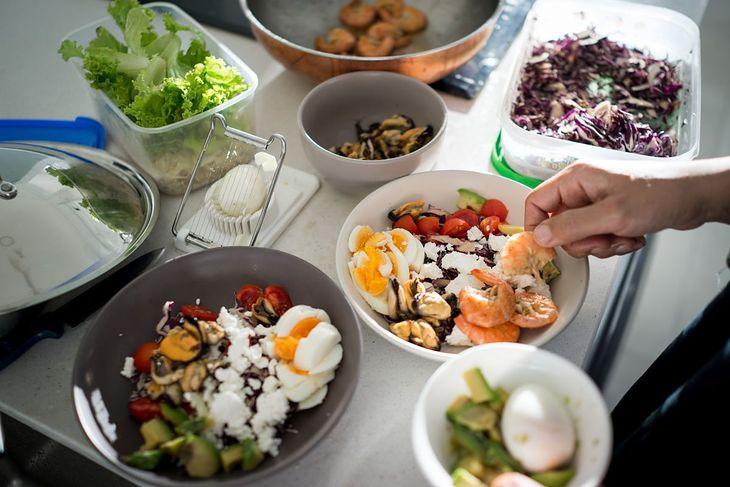 Produkty polecane na diecie tłuszczowej (ketogenicznej)