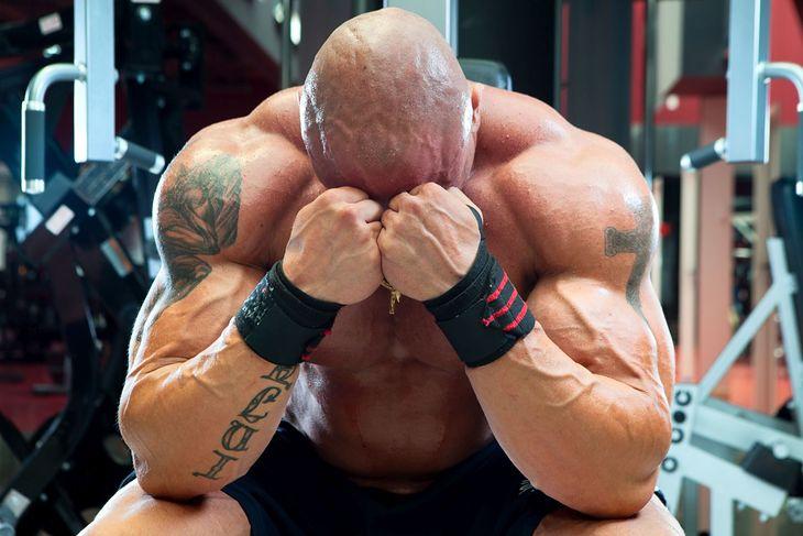 Stagnacja mięśniowa oznacza zastój w przyroście dodatkowej masy mięśniowej