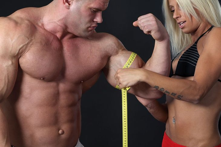 Duże bicepsy to marzenie wielu mężczyzn