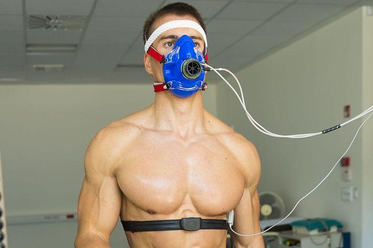 Test spiroergometryczny na bieżni to najlepsza metoda pomiaru VO2Max