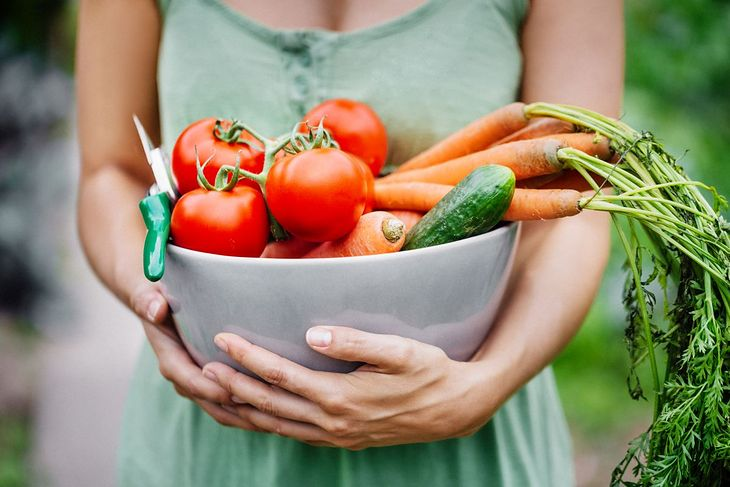 Pomidory, marchewki, ogórki - na diecie warzywnej warto zadbać o różnorodność