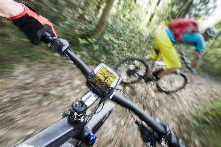 Licznik rowerowy (zdjęcie ilustracyjne)