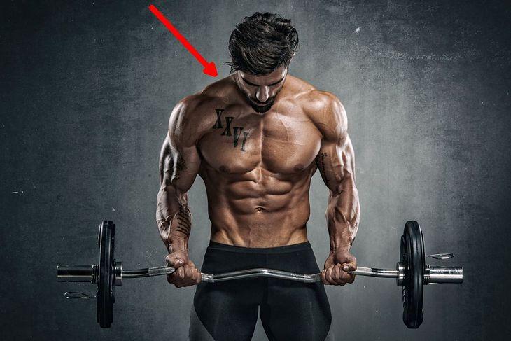 Kaptury, czyli mięśnie czworoboczne, można ćwiczyć na różne sposoby